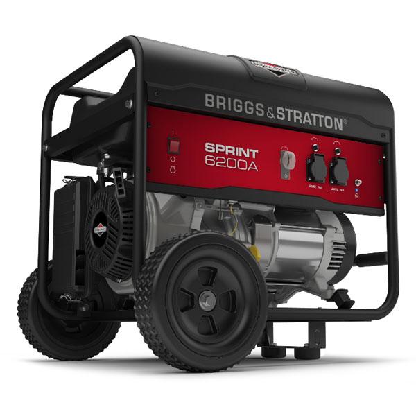 Бензиновый генератор briggs stratton sprint 3200a отзывы генератор