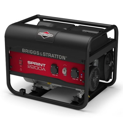 Генератор Briggs & Stratton 2200A Sprint